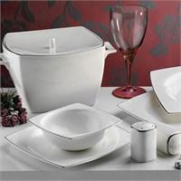 Aryıldız Ar30005 84 Parça Porselen Yemek Takımı