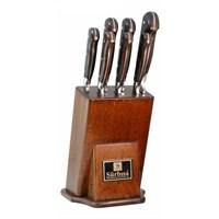Sürmene Sürbısa Yöresel Model Bıçak Seti 7 Li