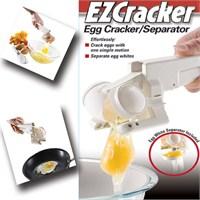 Ez Cracker Yumurta Kırma Ve Sarısını Ayırma Aleti