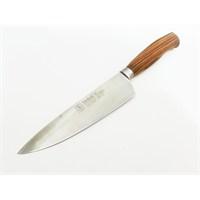 Sürmene Sürbısa Sıcak Dövme Çelik Şef Aşçı Bıçağı 18.5 Cm