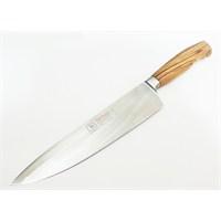 Sürmene Sürbısa Sıcak Dövme Çelik Şef Aşçı Bıçağı 22.5 Cm
