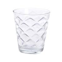 LoveQ 6'Lı Transparan Boyama Su Bardağı