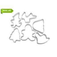 Buffer Sevimli Kurabiye Kalıpları (5 Model)