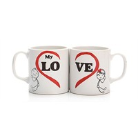 Köstebek My Love Sevgili Kupa