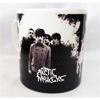 Köstebek Arctic Monkeys Resimli Kupa