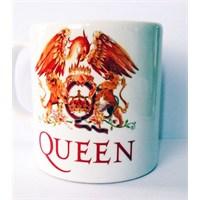 Köstebek Queen Logo Kupa