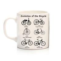 Köstebek Evolution Of The Bicycle Kupa