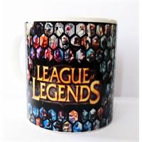 Köstebek League Of Legends All İs Over Kupa