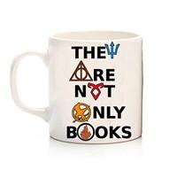 Köstebek They Are Not Only Books Kupa