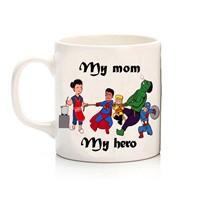 Köstebek My Mom My Hero Kupa