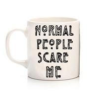 Köstebek Normal People Scare Me Kupa