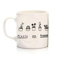 Köstebek Plants Are Friends Kupa