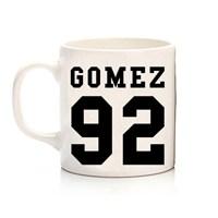 Köstebek Selena Gomez 2 Kupa
