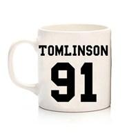 Köstebek Louis Tomlinson - 1 Kupa