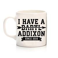 Köstebek The Walking Dead - I Have A Darly Addixon Kupa