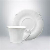 Emsan Kuğu Gold 6'Lı Kahve Fincan Seti