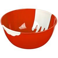 Bager Bellisima Pratik Salata Kasesi - Kırmızı