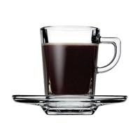 Paşabahçe 6 Lı Carre Espresso Fincan Takımı