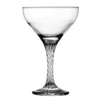 Paşabahçe Twıst 6 Lı Yayvan Şampanya Bardağı