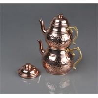 Royal Windsor Bakır Küçük Boy Çaydanlık
