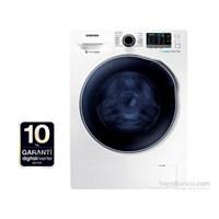 Samsung WD80J5410AW/AH 8 Kg Yıkama 6 Kg Kurutma Kapasiteli Ecobubble Çamaşır Makinesi