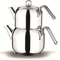 Sofram Soft Çelik Çaydanlık Set