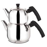 Sofram Arte Çelik Çaydanlık Set