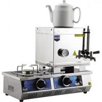 15 Model Tek Demlikli Doğalgazlı Çay Kazanı 13 Lt