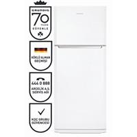 Grundig GRNE 4300 A+ 430 Lt NoFrost Buzdolabı