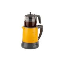 Tantitoni Cam Demlikli Sarı Çay Makinesi (0.7L/1.9L)