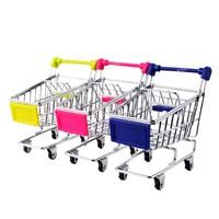 Buffer Minyatür Alışveriş Arabası