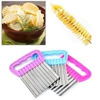 Buffer Pratik Patates Meyve Ve Sebze Doğrama Bıçağı