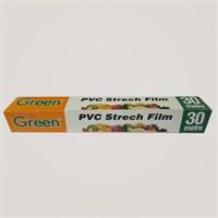 Green Streç Film 30 Metre