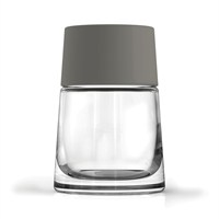 Paşabahçe Zest Glass Tuzluk & Biberlik - Gri