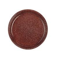 Paşabahçe Borcam Granit Borcam - Yuvarlak Kiremit - 26 Cm