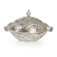 Çağ Deccor Gümüş Lokumluk