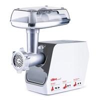 Stilevs Chefturco Et Kıyma Makinası Beyaz-Gri