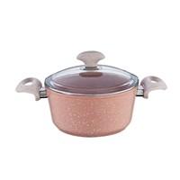 Falez Pinky Granit Derin Tencere 20 Cm
