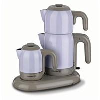 Korkmaz A353-06 Mia Çay Kahve Makinesi Lila