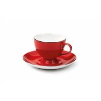 Korkmaz A8754 Classic Kırmızı 6'Lı Çay Fincan Takımı