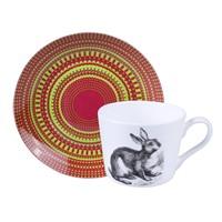 Thanx Co Rabbit Fincan Seti