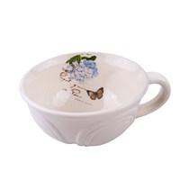 Thanx Co Botanik Kahve Fincanı Fildişi