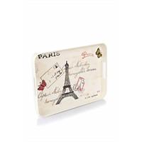 Gold Case Tps-202 Melamin Tepsi Paris