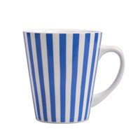 Alara Home Porselen Kupa Beyaz/Mavi