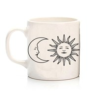 Köstebek Moon And Sun Kupa Km477