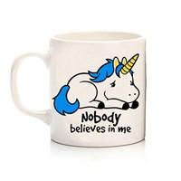 Köstebek Nobody Believes In Me Unicorn Kupa Km482