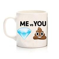 Köstebek Me: Diamond Vs You: Shit Kupa Km485
