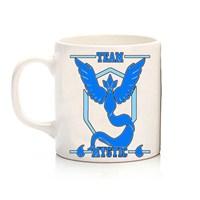 Köstebek Pokemon Team Mystic (Mavi Takım) Kupa Km486