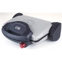 CVS DN-2206 Kızarık Çıkarılabilir Plakalı Izgaralı Tost Makinesi