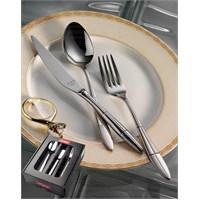 Aryıldız Anka Prestige Mat 18 Parça Yemek Takımı